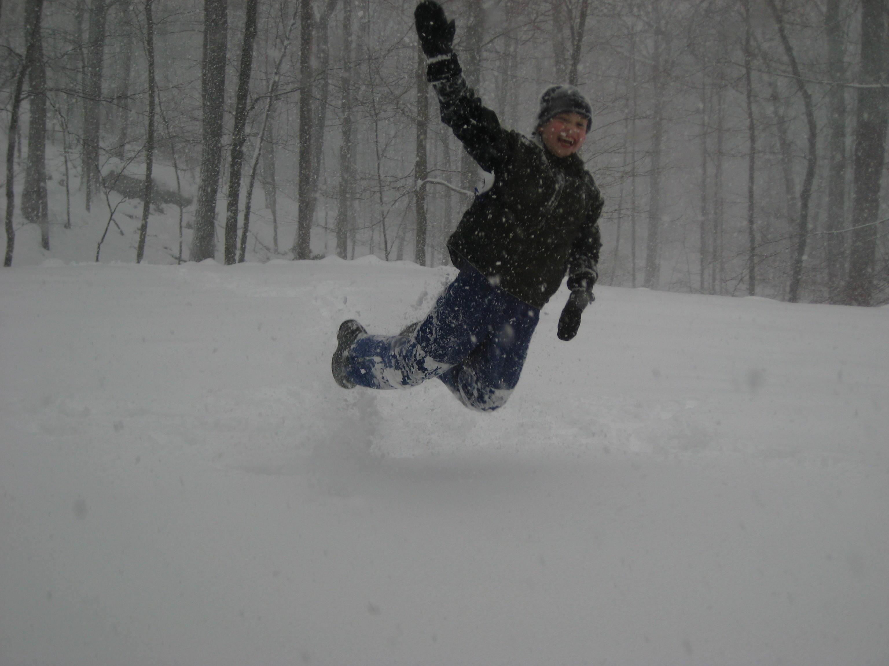 Snowmeggedon 2010 II