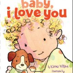 READ 'EM AND REAP: Books on Baby Love