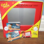 Enter to win this Etch a Sketch and some Red Robin freebie cards
