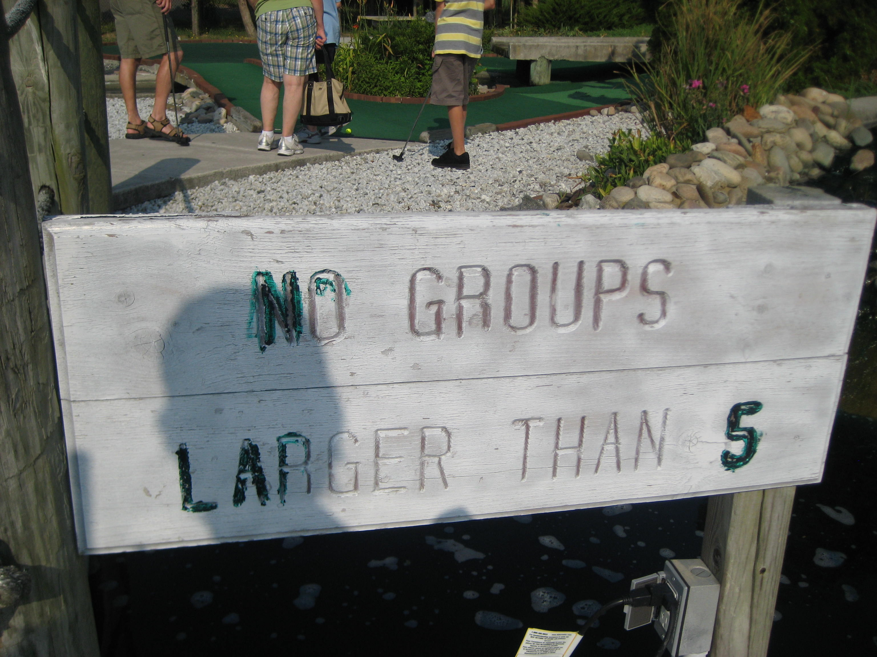 no-groups