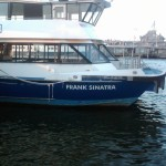 "If it's called the ""New York Waterway"" ferry, how come they name the boats after Jersey boys?"