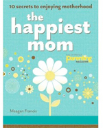 The Happiest Mom book
