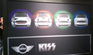 Kiss Mini Cars