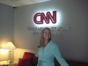 Stephanie Oswald CNN