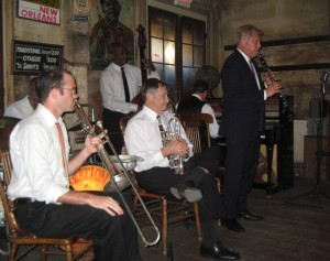 Jazz at preservation hall