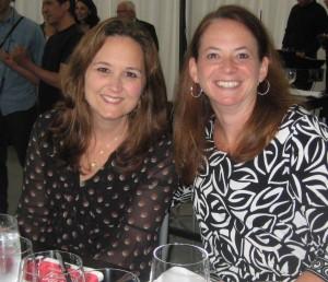 Beth Feldman and Sarah Viz
