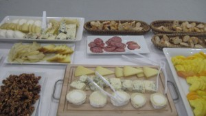 spread at electrolux lunch