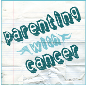 Parenting with Cancer logo