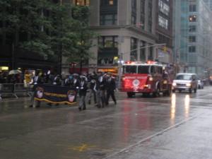 FDNY parade