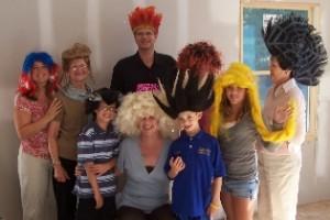 Wacky Wig Contest