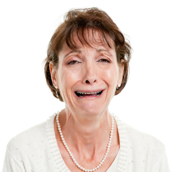 Pics Photos - Woman Crying Funny Woman Face White Background
