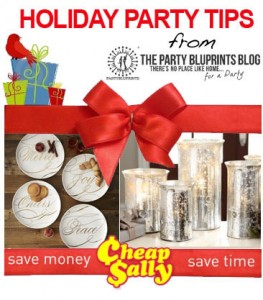 Cheap Sally holiday party tips