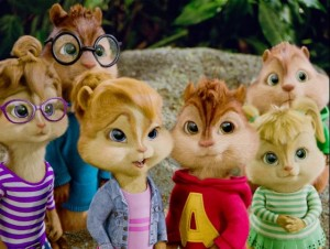 Chipmunks Chipwrecked