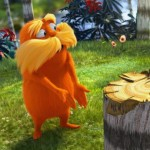 REEL LIFE WITH JANE: Dr. Seuss' The Lorax Review