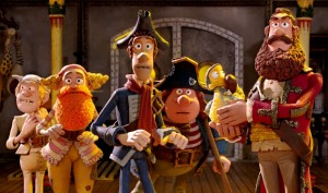 Pirates Band of Misfits movie