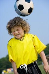 Soccer concussion