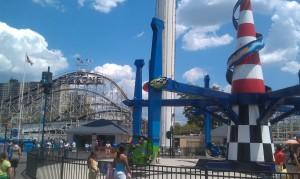Luna Park Cyclone Coney Island