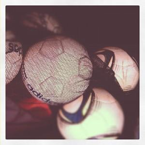 soccer balls instagram