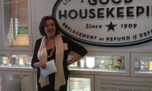 Rosemary Ellis, editor in chief of Good Housekeeping