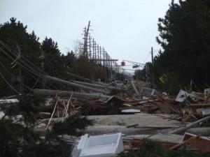 Hurricane Sandy Route 35 Mantoloking