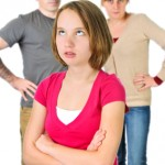 PARENTING TOGETHER APART: Divorce and the Tough Teen Years