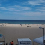 Point Pleasant Beach, six weeks before Hurricane Sandy