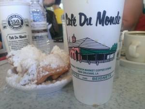 Cafe du Monde NOLA