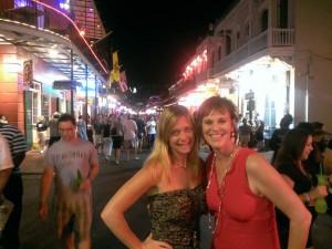 On Bourbon Street