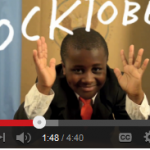 Help the Homeless this #Socktober with Kid President