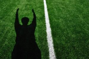 touchdown signal