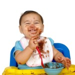 New Study: Messy Toddlers Learn Better