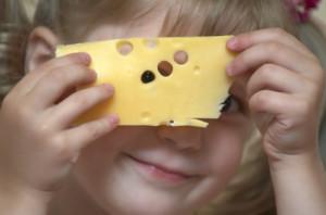 cheese kid