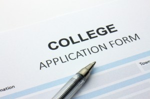 college application
